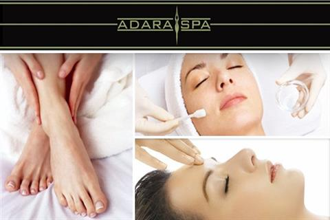 Adara facial and pedicure 110 minutes for Adara salon boston
